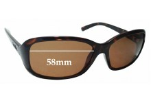 e3d4a6e0e9 Sunglass Fix Replacement Lenses for Bolle Molly - 58mm wide
