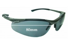 41ec58cf991 Sunglass Fix Replacement Lenses for Bolle Sidewinder - 80mm Wide