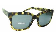 Sunglass Fix Replacement Lenses for Bonlook Upbeat - 54mm wide