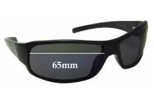 The Cancer Council Australia Balmain Replacement Sunglass Lenses - 65mm wide