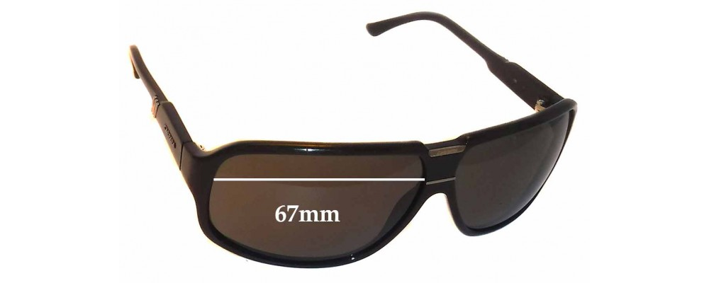 0629bd57a5d5 Carrera Replacement Lenses 56mm by The Sunglass Fix™