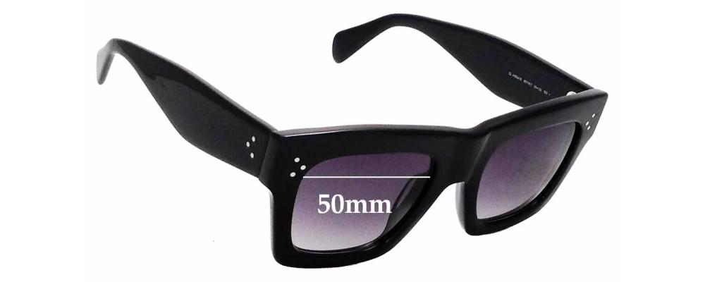 a57c7de085c6d Celine CL 41054 SReplacement Lenses 55mm Wide by The Sunglass Fix®