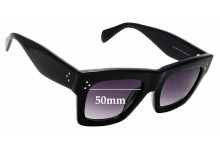 Sunglass Fix Replacement Lenses for Celine CL 41054/S - 50mm Wide