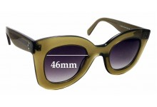 Sunglass Fix Replacement Lenses for Celine CL 41093/S Marta - 46mm Wide