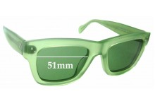 Sunglass Fix Replacement Lenses for Celine CL 41732 - 51mm wide