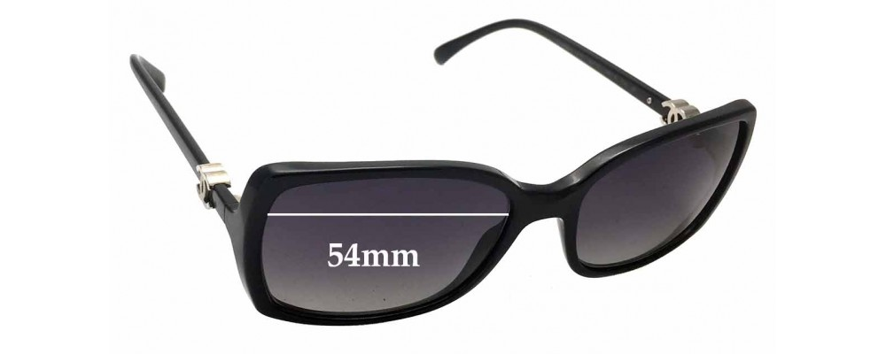 4d656d91a CHANEL 5218 Replacement Lenses 54mm by The Sunglass Fix™