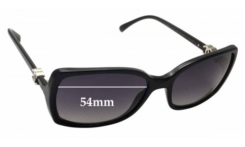 CHANEL 5218 Replacement Sunglass Lenses - 54mm wide