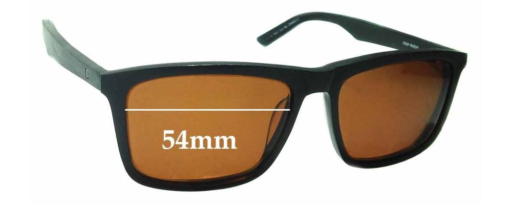 Cheap Mondays Resin Sun Rx Replacement Sunglass Lenses  - 54mm wide