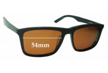 Cheap Mondays Resin Sun Rx Replacement Sunglass Lenses  - 54mm wide