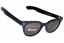 Circa Beau Replacement Sunglass Lenses  - 48mm wide
