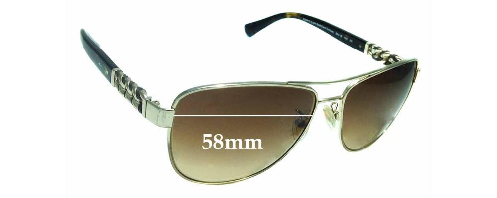 2acc73acf6 Sunglass Fix Replacement Lenses for Coach HC 7056Q - 59mm wide ...