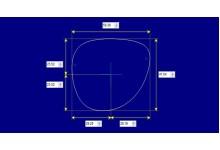 Coach HC7031 Replacement Sunglass Lenses 58mm wide