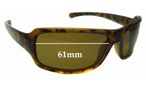 Columbia Humboldt Replacement Sunglass Lenses - 61mm Wide
