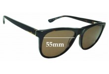 Sunglass Fix Replacement Lenses for Country Road CR SunRx 27 - 55mm Wide
