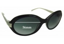 David Yurman DY 016 Replacement Sunglass Lenses - 56mm Wide