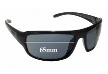 Dirty Dog Big Dog Replacement Sunglass Lenses - 65mm Wide