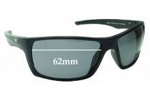 Dirty Dog Primp Replacement Sunglass Lenses - 62mm wide