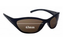 Dirty Dog Spin Replacement Sunglass Lenses - 63mm Wide
