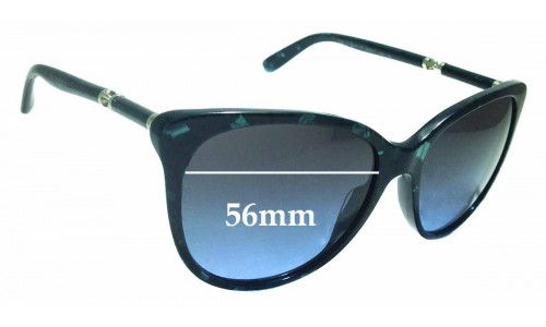 Sunglass Fix Replacement Lenses for Dolce & Gabbana DG4156-A - 56mm wide