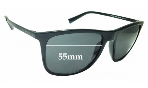 Sunglass Fix Replacement Lenses for Dolce & Gabbana DG6106 - 55mm wide