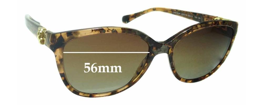 Sunglass Fix Replacement Lenses for Dolce & Gabbana DG4162P - 56mm wide