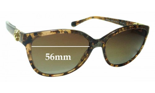 Sunglass Fix Replacement Lenses for Dolce & Gabbana DG4162P - 56mm wide