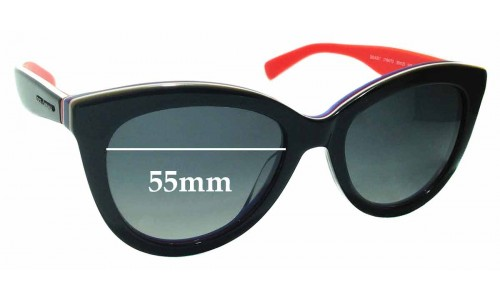 Sunglass Fix Replacement Lenses for Dolce & Gabbana DG4207 - 55mm wide