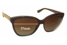 Dolce & Gabbana DG4251 Replacement Sunglass Lenses - 57mm wide