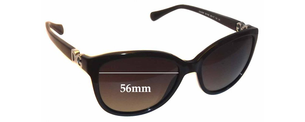 Dolce & Gabbana DG4258 Replacement Sunglass Lenses - 56mm wide