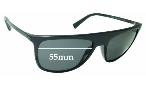 Dolce & Gabbana DG6107 Replacement Sunglass Lenses - 55mm wide