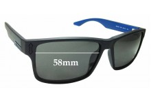 Sunglass Fix Replacement Lenses for Dragon DR512S Count - 58mm wide