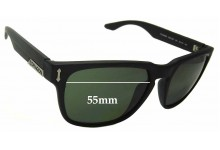 Dragon Monarch Replacement Sunglass Lenses - 55mm wide