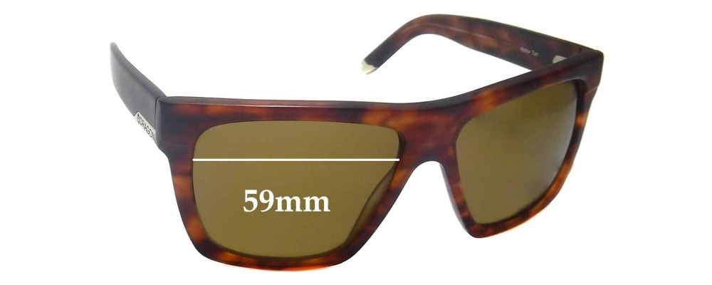 Dragon Regal Replacement Lenses 62mm By The Sunglass Fix