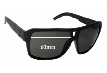 Dragon The Jam H2o Floatable Replacement Sunglass Lenses - 60mm wide