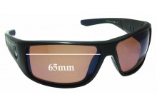 Dragon Watermanx Replacement Sunglass Lenses - 65mm wide