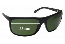 Sunglass Fix New Replacement Lenses for Electric Outline - 64mm Wide