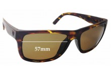 Electric Swingarm S Replacement Sunglass Lenses - 57mm wide