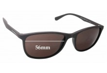 Emporio Armani EA4074 Replacement Sunglass Lenses - 56mm Wide