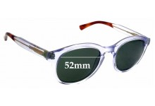 Sunglass Fix Replacement Lenses for Epokhe Anteka 2.0 - 52mm Wide