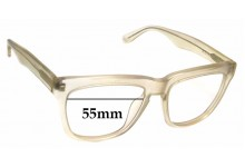Sunglass Fix Replacement Lenses for Epokhe Renaca - 55mm Wide