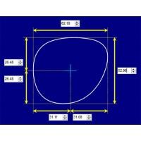 05220584ff8 Sunglass Fix New Replacement Lenses for Ermenengildo Zegna 3 SZ 3565 - 62mm  wide