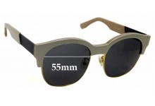 Sunglass Fix Replacement Lenses for Gentle Monster Boy In- 55mm wide