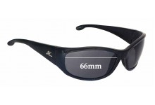 Hobie Surfrider Replacement Sunglass Lenses - 66mm Wide