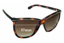 Iceberg IC602 Replacement Sunglass Lenses - 57mm Wide