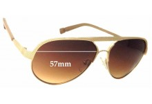 Jason Wu Faye Replacement Sunglass Lenses - 57mm wide