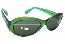 Sunglass Fix Replacement Lenses for Jean Lafont Loctudy 842 - 54mm wide