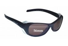 Julbo Dolgan Replacement Sunglass Lenses - 56mm wide