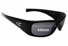 Sunglass Fix New Replacement Lenses for Kaenon Klay - 64mm Wide