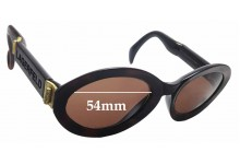 Sunglass Fix Replacement Lenses for Karl Lagerfeld 4106 - 54mm Wide