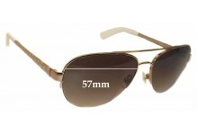 Kate Spade Marion/S Replacement Sunglass Lenses - 57mm wide